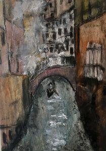 Gondola in Venice - The Dragonfly Studio