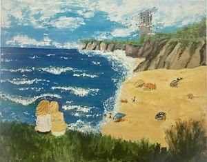 The Cliffs of Isla Vista