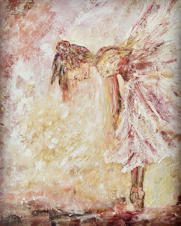 The Ballerina - The Dragonfly Studio