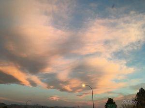 Brush Strokes in the Sky