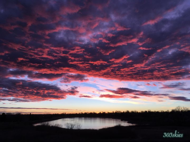 Morning Drive - 303skies