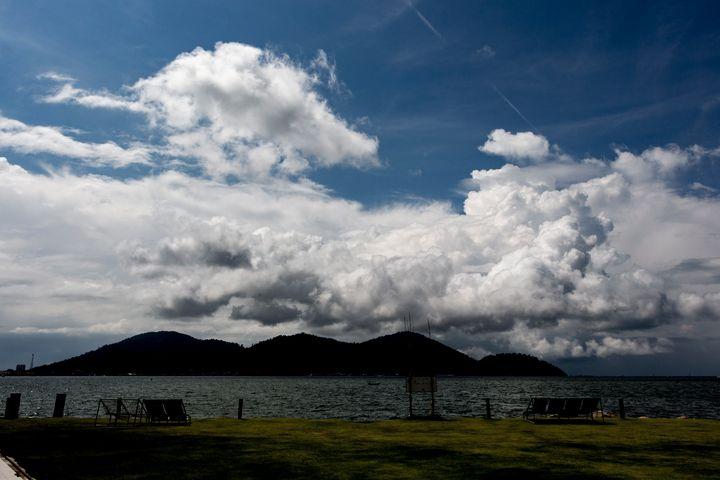 TrihandArt Pangkor Island Sky - Trihand Art