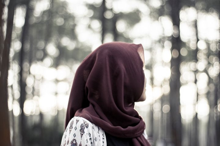 TrihandArt Beautiful Hijab Girl - Trihand Art