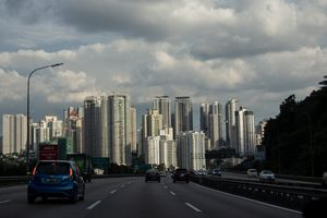 TrihandArt Kuala Lumpur City Sky 2