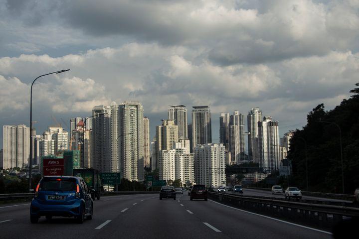 TrihandArt Kuala Lumpur City Sky 2 - Trihand Art