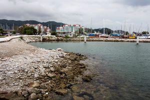 TrihandArt Marina Pangkor Shoreline