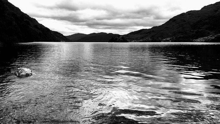 Top of Loch Lomond. - David Travers