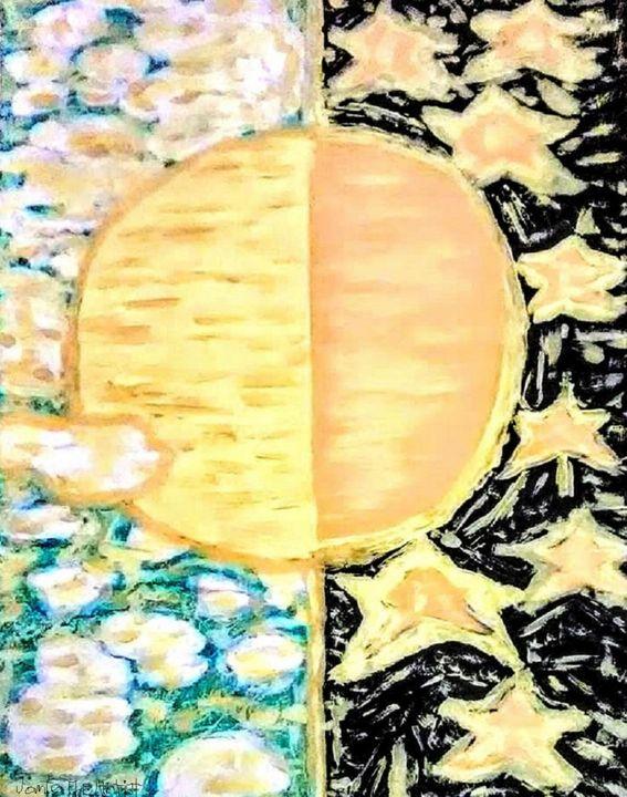 'The Sun &The Moon' - JonteTheArtist