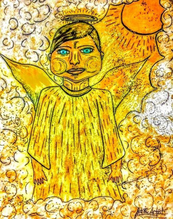'Guardian Angel' - JonteTheArtist