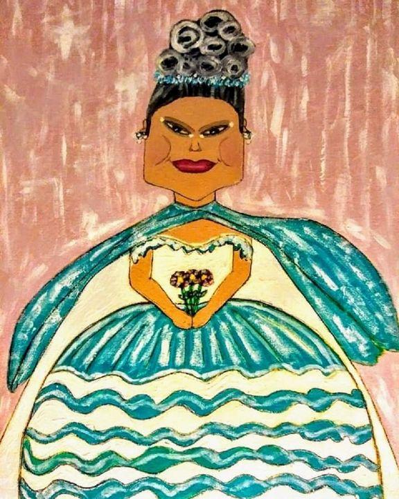 'China Doll- Princess' - JonteTheArtist
