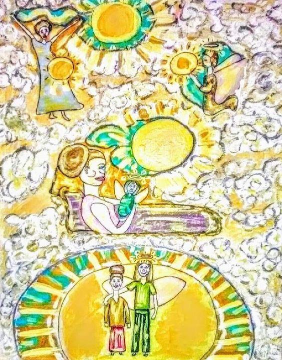 'Heavenly Bundle Of Joy' - JonteTheArtist