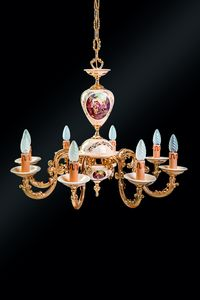 Sublime Chandelier with eight arms