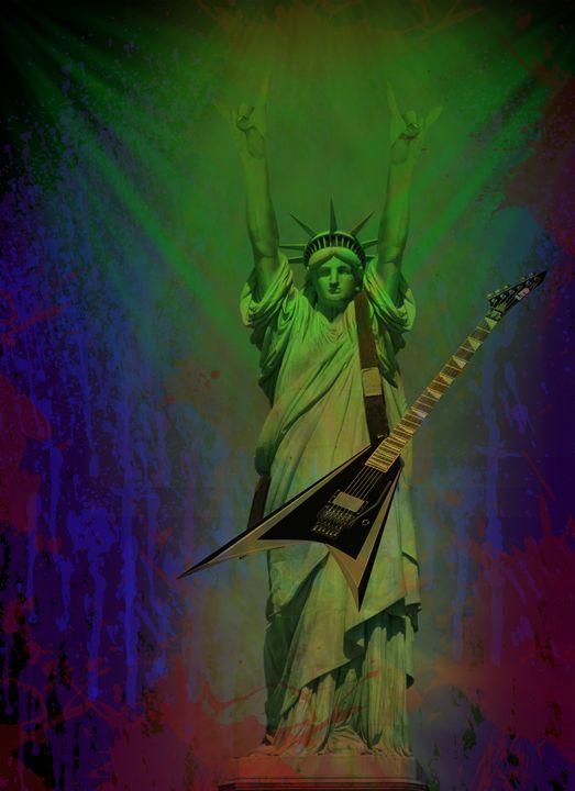 Liberty Rock - Kaushik Das