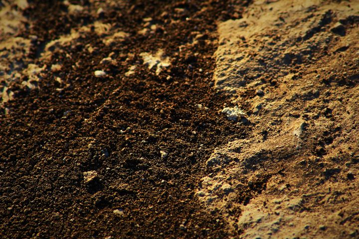 Dirt, plain and simple - JLH Photography