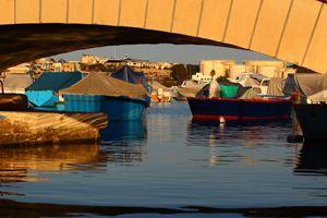 Loving under the bridge