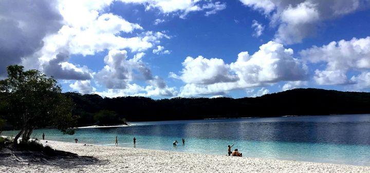 Fraser island - G. PINNA