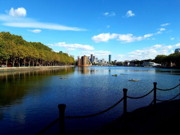 London suburb - G. PINNA