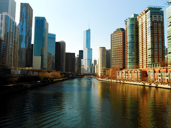 Chicago River - Eco Life Choice