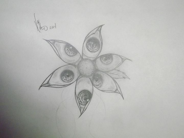 Peering Beauty - Poor kidz design