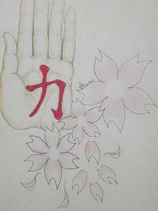 Strength blossums