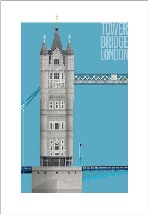 Tower Bridge - VectorArchitecture