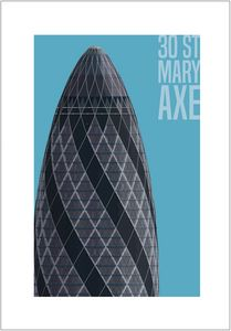 St Mary Axe, The Gherkin, London