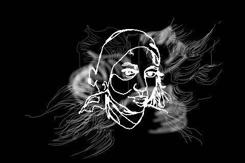 Self-portrait - Nargizkunst
