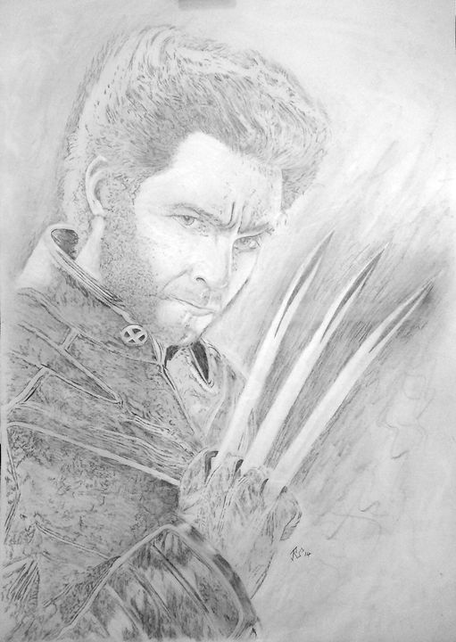 wolverine - JRS Artworks