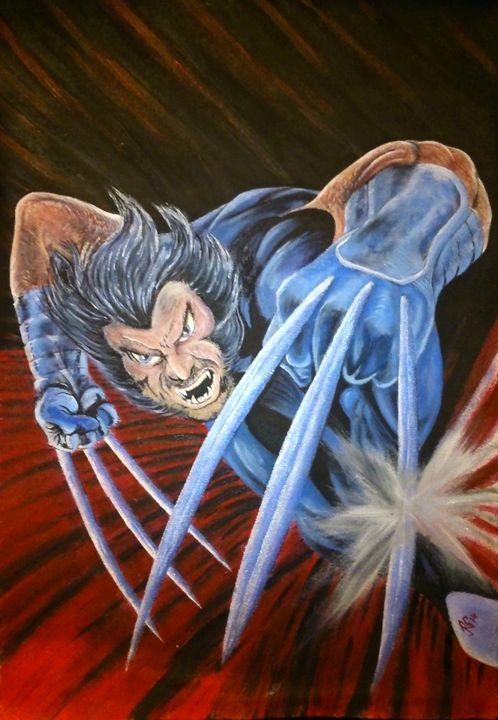 wolverine - JRS Artworks