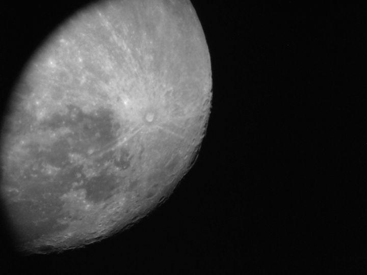 moon upclose - JRS Artworks