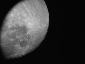 moon upclose