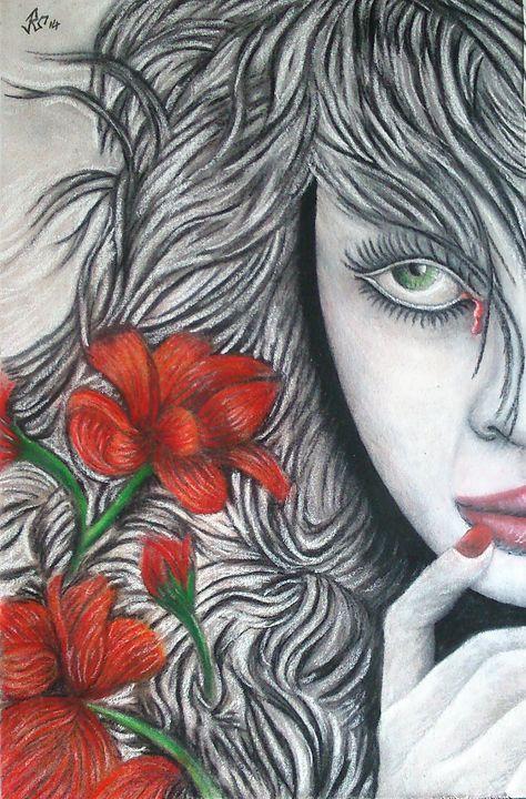 Gothic girl - JRS Artworks