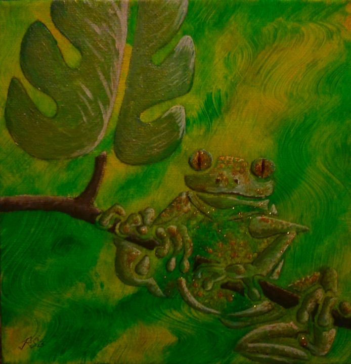on a limb - JRS Artworks