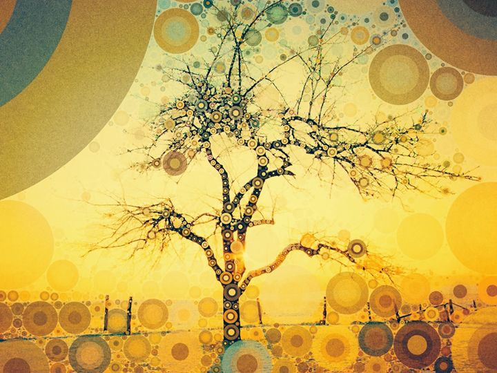 Golden Tree - DetroitJordan