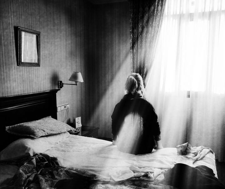 The Hotel Room - Velmock Art
