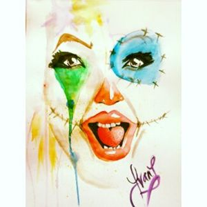 Lady Clown