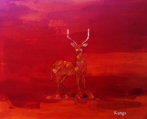 Dusk Gazelle