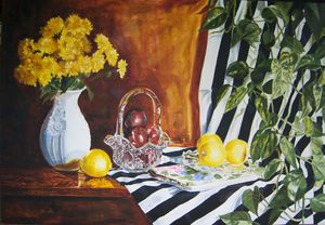 Lemon & Plums