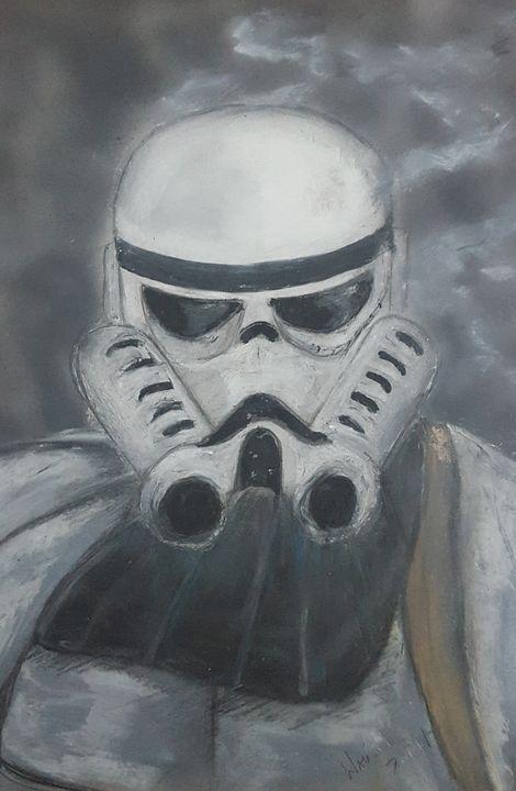Trooper - Wavell J