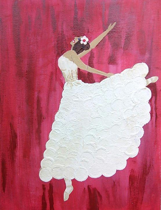 Dance like Nobody's watching - Arts N Stuff