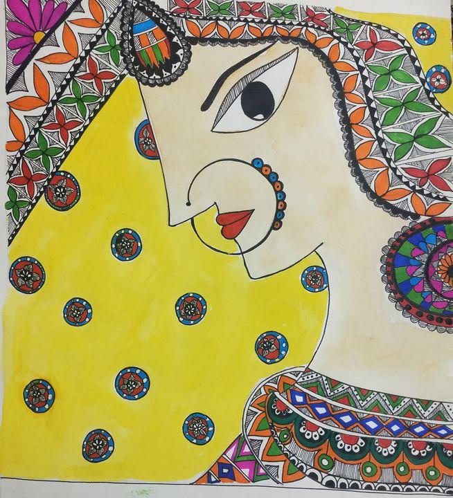 Indian bride - Radhika