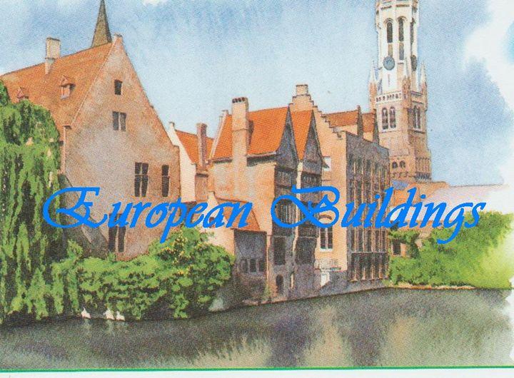 European Buildings - Matrix Collection