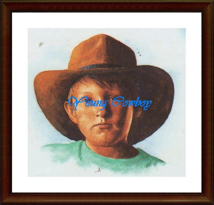 Young Cowboy - Matrix Collection