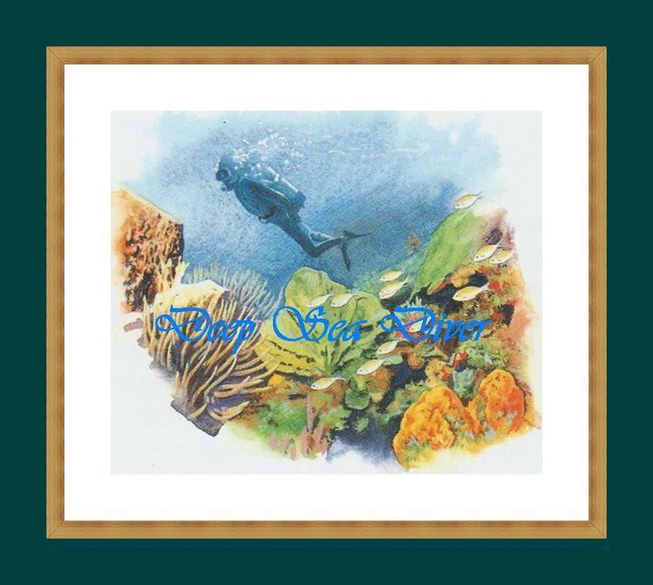 Deep Sea Diver - Matrix Collection
