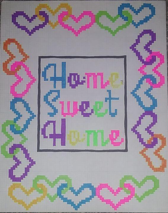 Home sweet home - Pixel aet