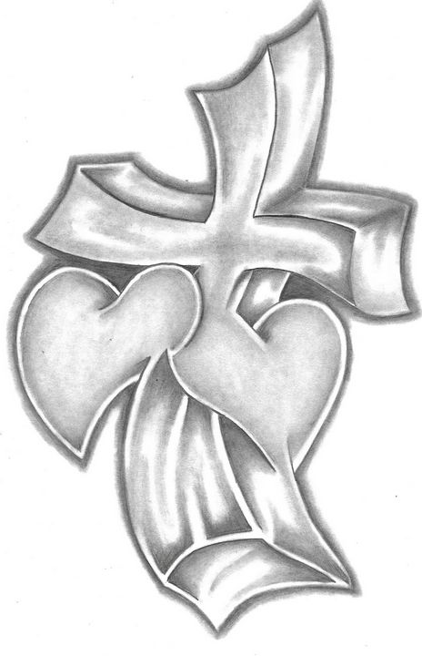 Cross your heart - Lost Art by Inmates
