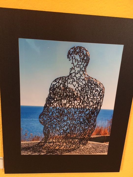 Jaume Plensa's Spillover II - Impact Style Photography