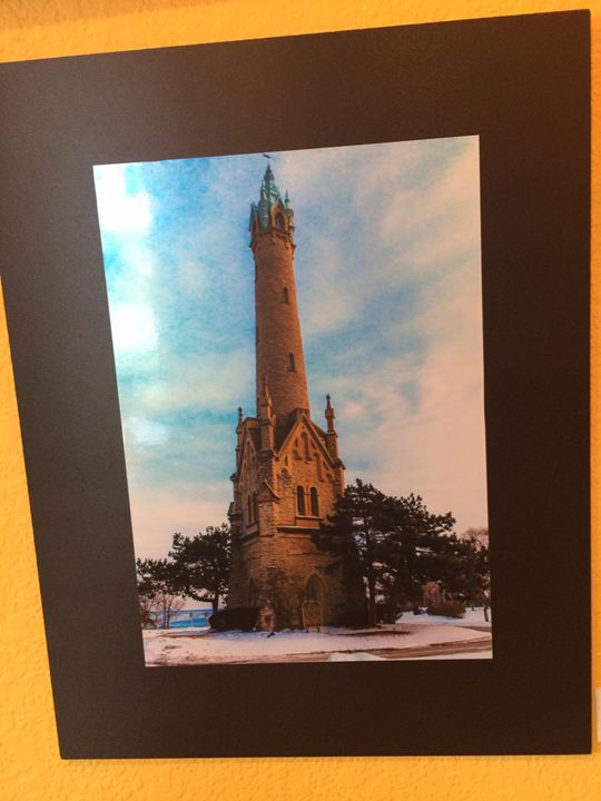 Historic Mlw Water Tower Building - Impact Style Photography
