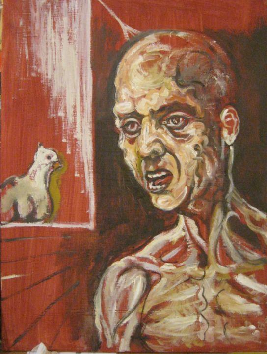 madman and the bird - Zvonko Ciric