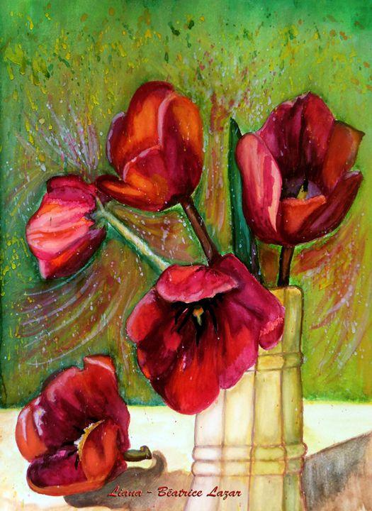 Tulips - LuanArt
